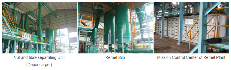 Palm-Kernel-Recovery Station