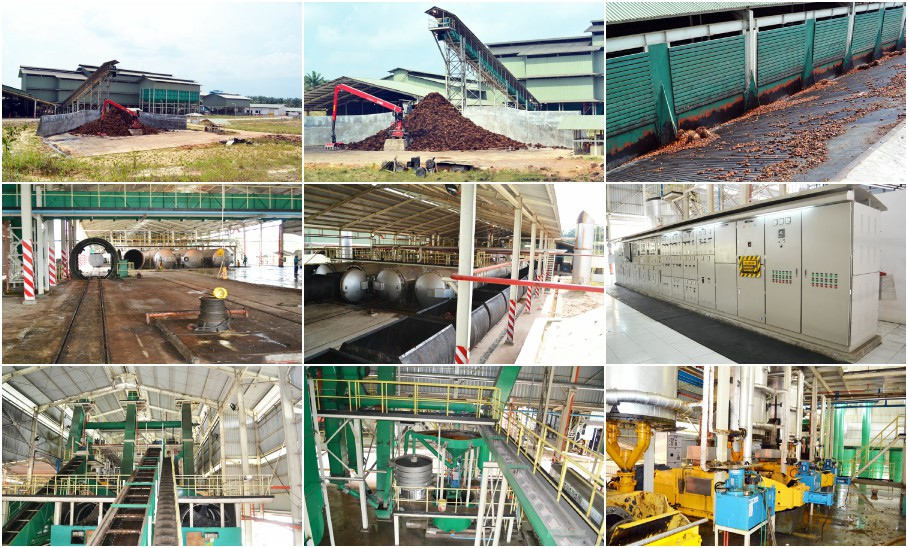 turnkey palm oil mill projects